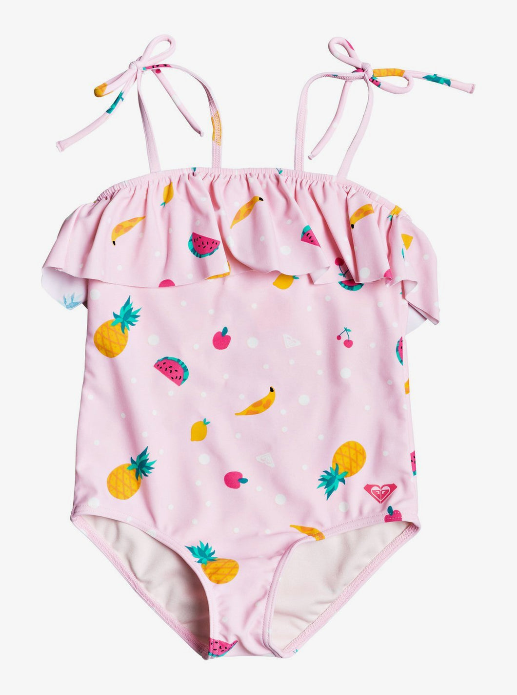 Girls Lovely Aloha 1 Piece Swimsuit : Sizes 2 to 7