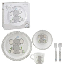 Load image into Gallery viewer, Baby Ganz Melamine Plate Sets: 2 CHOICES