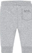 Load image into Gallery viewer, Mayoral Wee Baby Boy Light Grey Jog Pants