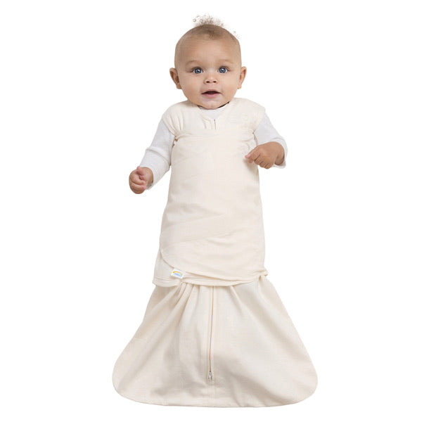 Halo Natural Organic Cotton Swaddle Sleep Sack