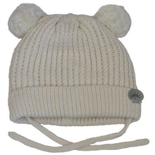 Load image into Gallery viewer, Calikids Teddy Bear Infant Hats