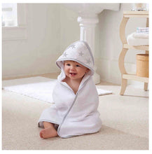 Load image into Gallery viewer, Aden and Anais Hooded Star Towel