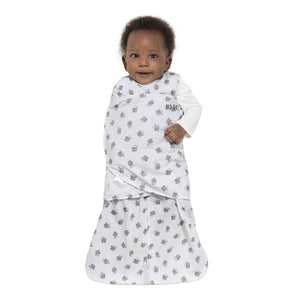 Halo 100% Cotton Lamb Swaddle Sleep Sack for Larger Babies
