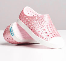 Load image into Gallery viewer, Native Shoes Jefferson Bling Milk Pink Sizes C4 to Y4