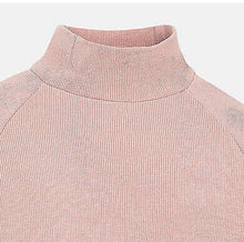 Load image into Gallery viewer, Mayoral Girls Pink High Neck Top : Sizes 2 to 9