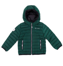 Load image into Gallery viewer, Nano Puffy Jacket -Green/Black Available from Size 12M to 14 years