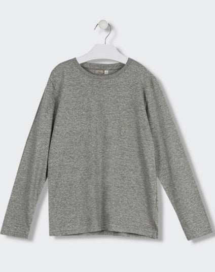 Losan long sleeve t shirt in Grey or Navy : Size 2 to 16