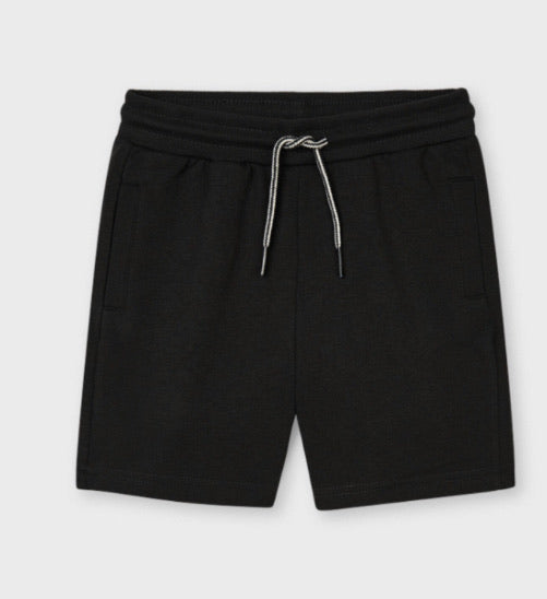 Mayoral Sporty Shorts in Black in size 3-8