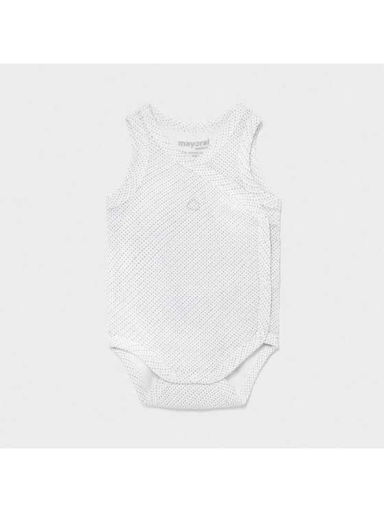 Mayoral Baby Boy Tank Onesie : Size NB to 18m