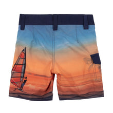 Load image into Gallery viewer, Nano Sailboats Swimshorts : Sizes 5 to 12