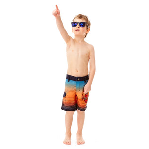 Nano Sailboats Swimshorts : Sizes 5 to 12