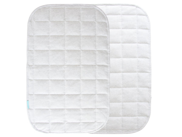 Light Grey Baby Change Mat - Low Stock
