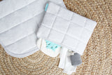 Light Grey Baby Changing Set