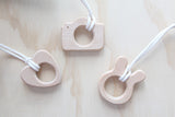 Light Pink Baby Changing Set
