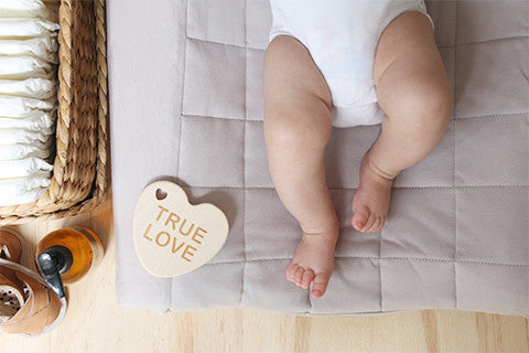 True Love Wood Teether