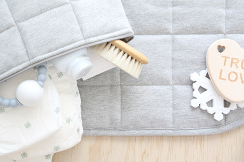 Little Bundle (Play Space, Little Space & Nappy Clutch)