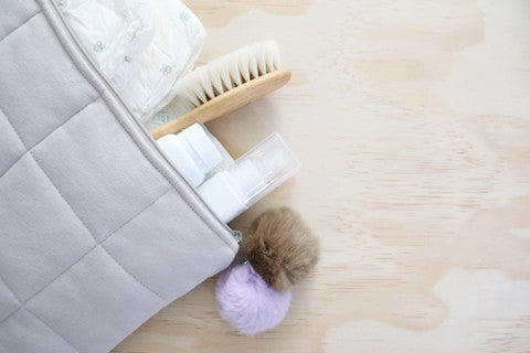 Magic Dust Nappy Clutch with Attachment