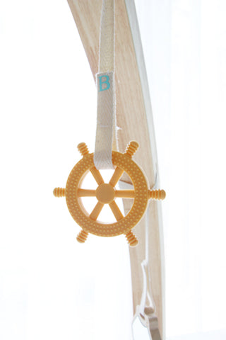 Sail Away Silicone Teether