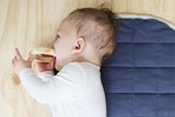 Honeycomb Wood Teether