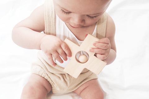XO Wood Teether