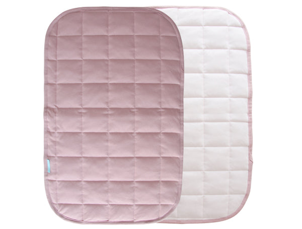 Blush Baby Change Mat - Low Stock
