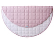 Blush Round Play Mat