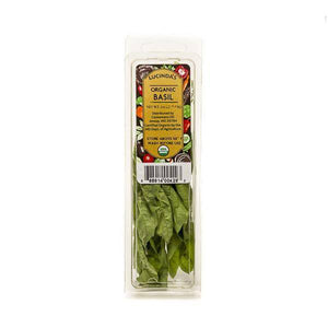 Basil - Organic - .25 Oz - Pepper Pantry