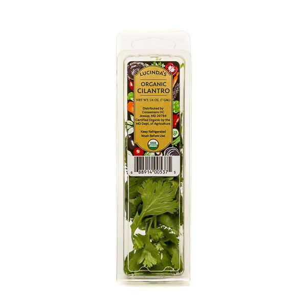 Cilantro - Organic - .25 Oz - Pepper Pantry