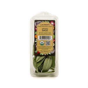 Sage - Organic - .50 Oz - Pepper Pantry