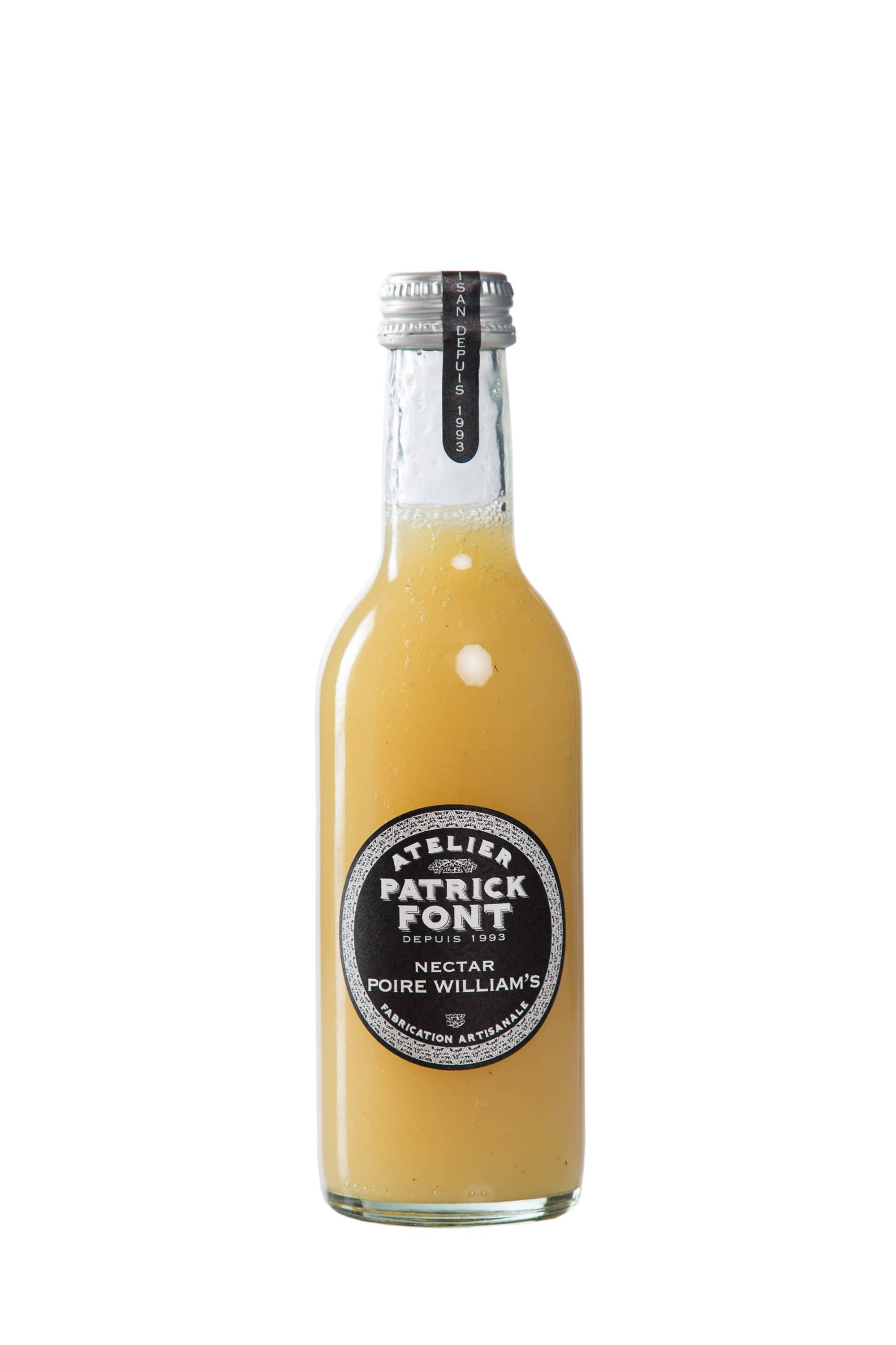 "Artisanal ""William"" pear nectar, Cold-pressed - Pepper Pantry"