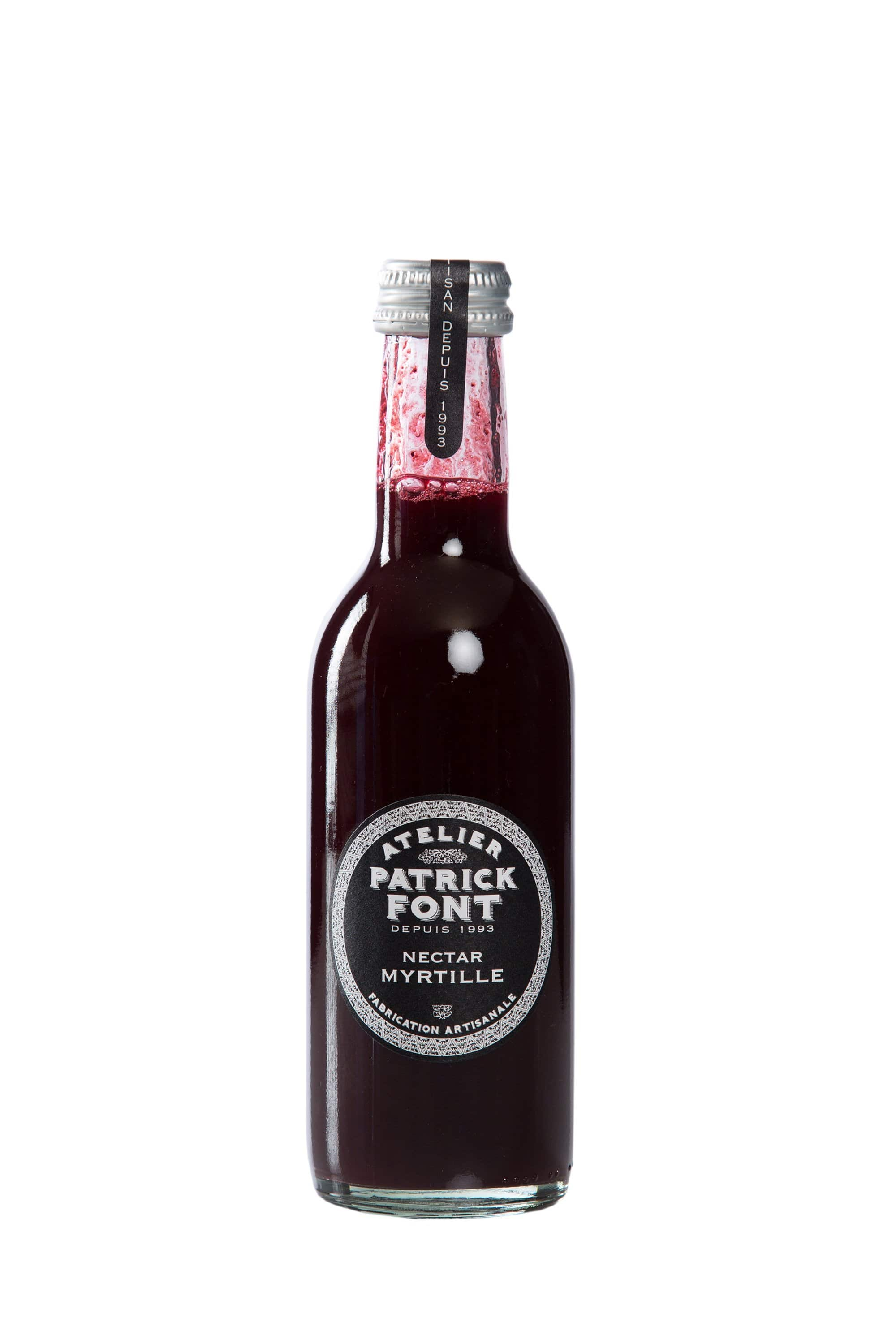 Artisanal blueberry nectar, Cold-pressed - Pepper Pantry