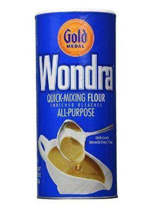 Wondra Flour - Pepper Pantry