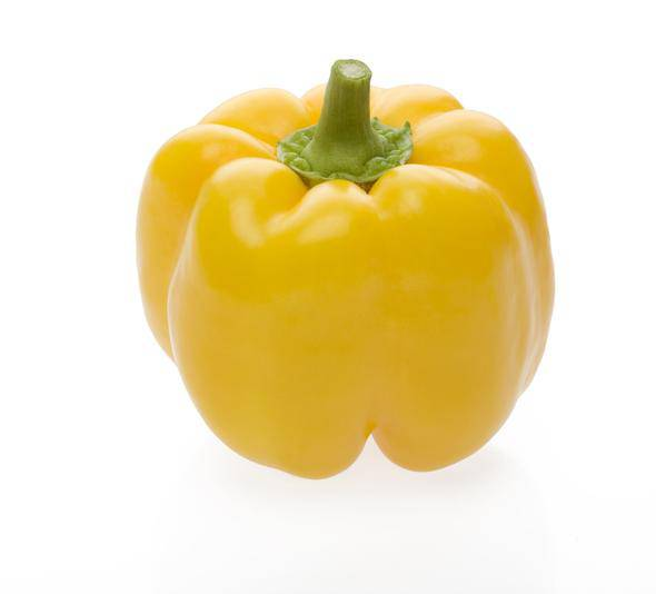 Pepper, Bell Yellow - Pepper Pantry