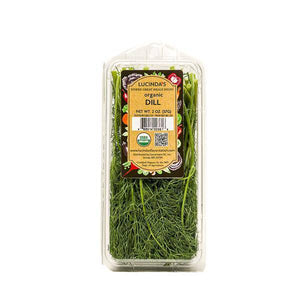 Dill, Fresh - Organic - Pepper Pantry