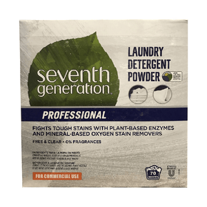 Seventh Generation Laundry Detergent Powder 112oz - Pepper Pantry