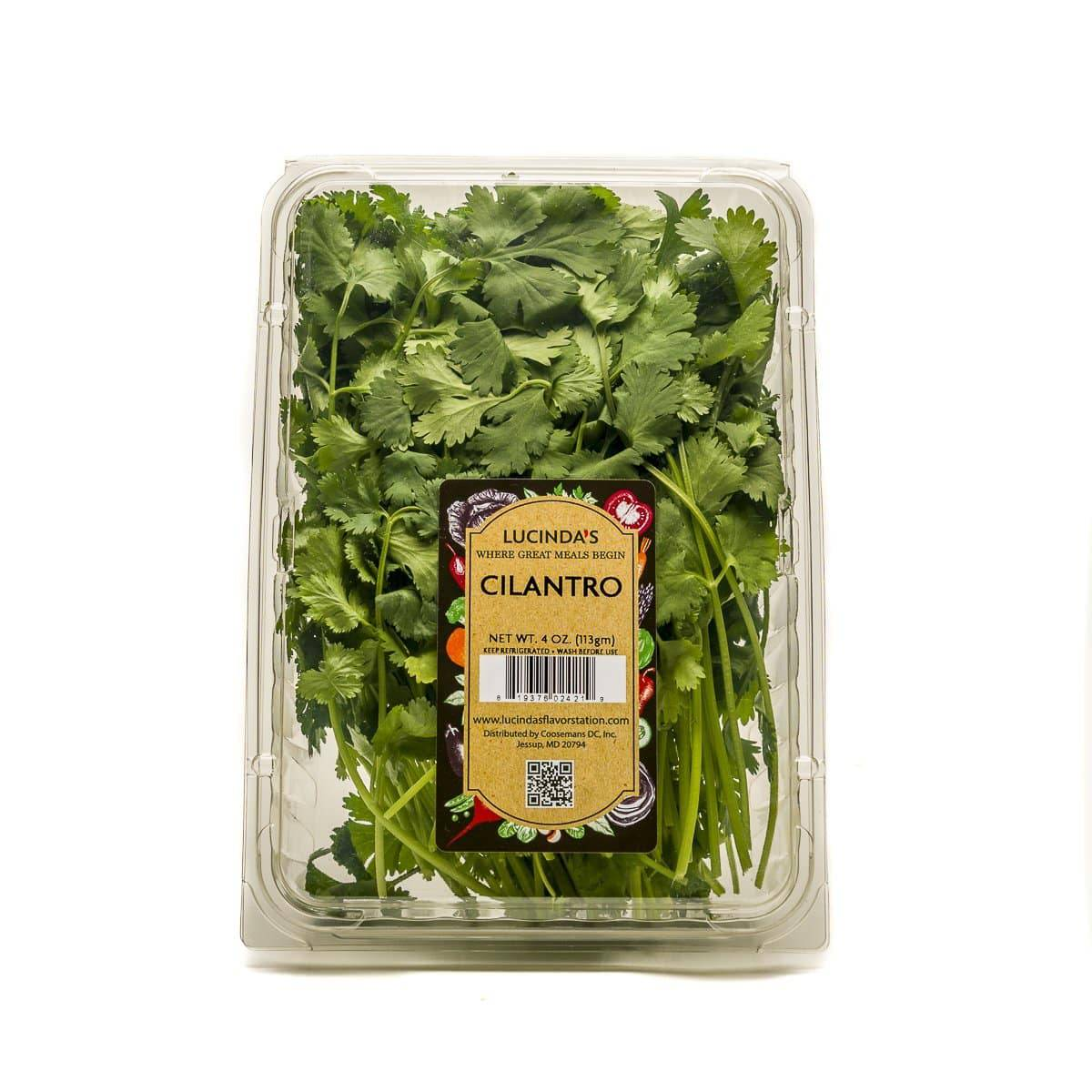 Cilantro - 4 Oz - Pepper Pantry
