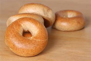 Whole Wheat Bagels - Pepper Pantry