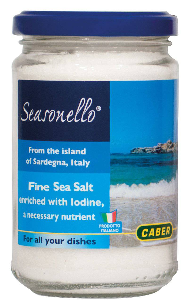 Coarse Sea Salt - Pepper Pantry