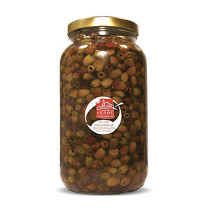 Pitted Taggiasca Olives in EVO Oil - Pepper Pantry