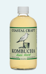 Kombucha Coastal Craft AHOY MATE 16oz Bottle - Pepper Pantry