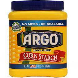 Argo Corn Starch 16 Oz - Pepper Pantry