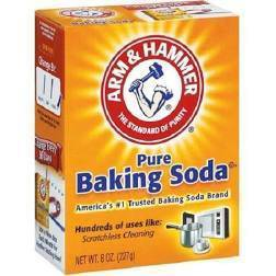 Arm & Hammer Baking Soda 1 Lb - Pepper Pantry