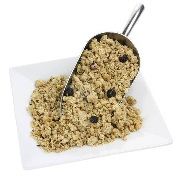 Blueberry Granola Flax - 2 lbs. - Pepper Pantry