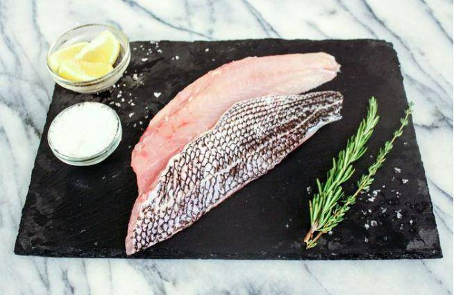 Black Sea Bass - Pepper Pantry