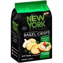 Bagel Crisps, New York Style 6 Oz - Pepper Pantry
