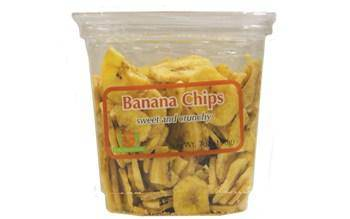 Banana Chips - Pepper Pantry