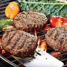 All Beef Burgers - 16 Count - 4lbs - Pepper Pantry