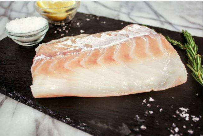 Cod Fillet, Skin Off (1 Lb) - Pepper Pantry