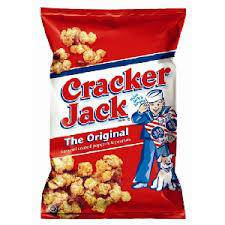 Cracker Jacks 1.25 Oz - Pepper Pantry