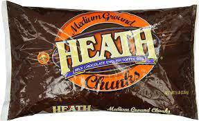 Heath Bar Crushed 5 Lb - Pepper Pantry